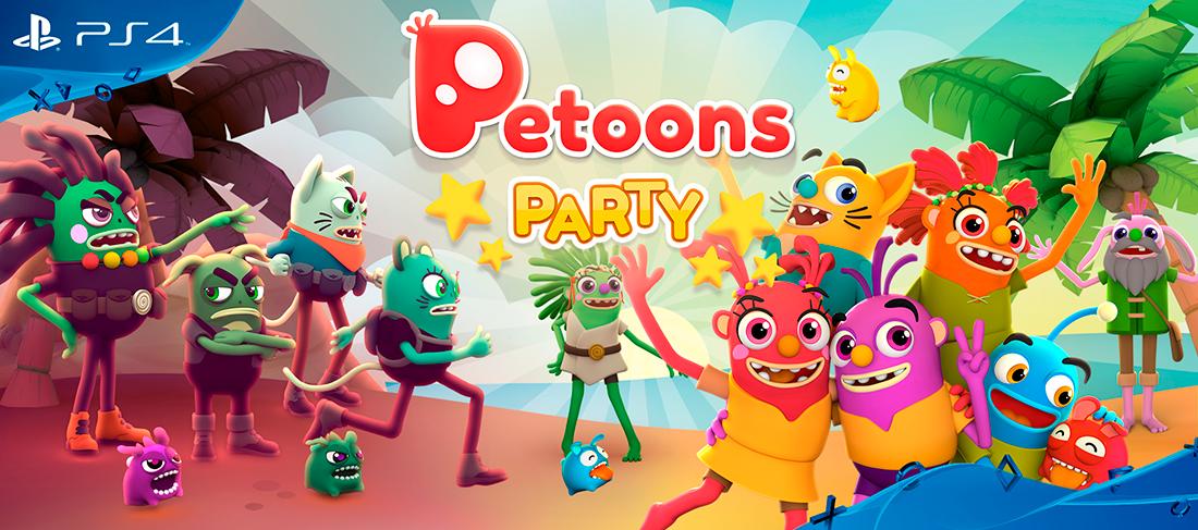 Petoons Party Press